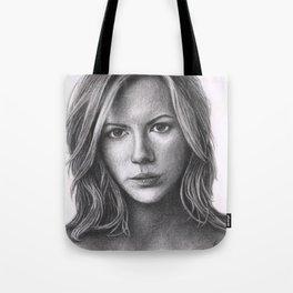 Kate Beckinsale Tote Bag