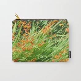 Honey Suckle Carry-All Pouch