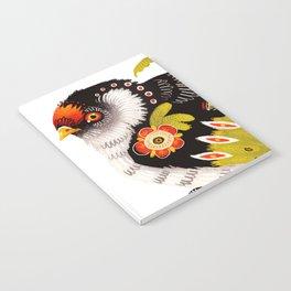 Home Sweet Home Bird Notebook