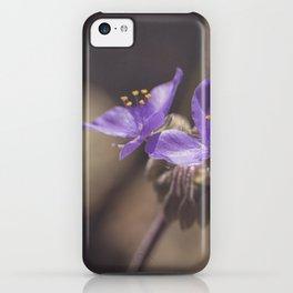Texas Wildflower II iPhone Case