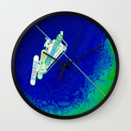 4Play Wall Clock