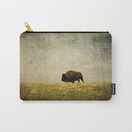 Lone Buffalo Carry-All Pouch