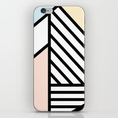 Abstract Angles iPhone & iPod Skin