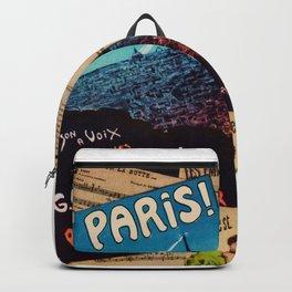 BELLE EPOQUE IN PARIS Backpack