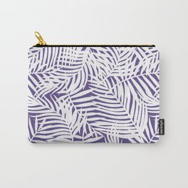 Bright Tropical Island Ultra Violet Carry-All Pouch