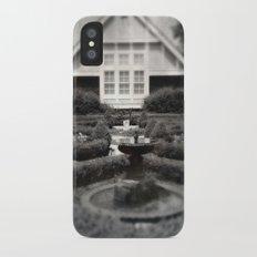 Living in a Dream World iPhone X Slim Case