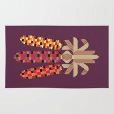 Indian Corn Rug