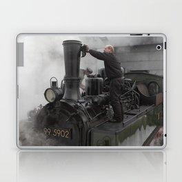 Steam locomotive 99 5902 from 1897 Laptop & iPad Skin