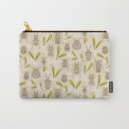 Vintage Beetles Carry-All Pouch