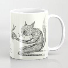 'Offering' - Grey Mug
