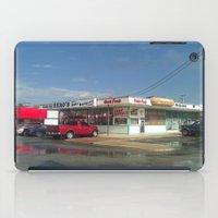 hero iPad Cases featuring Hero by durandurantulsa