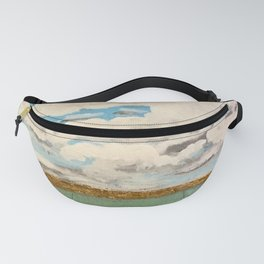 Clouds series I Fanny Pack