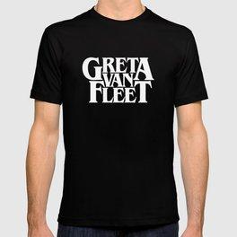 Greta Van Fleet Merchandise T-shirt