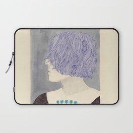 Wet Hair Laptop Sleeve