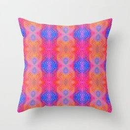 Varietile 47 (Repeating 1) Throw Pillow