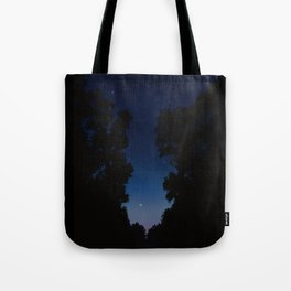 The Long Twilight Of Midsummer Nights Tote Bag
