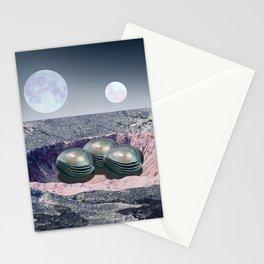 Ashararaptor Nest Stationery Cards
