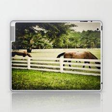 Florida horses Laptop & iPad Skin