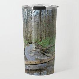 Watery Path Travel Mug