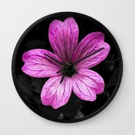 Perfect Pink Wall Clock