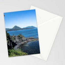 Sky Blue, Oceans Bluer Stationery Cards