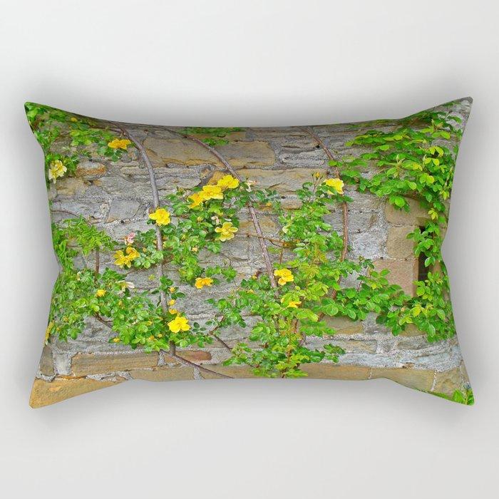 Wallflowers 2 Rectangular Pillow