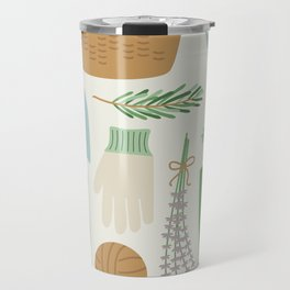 Herb Garden Travel Mug