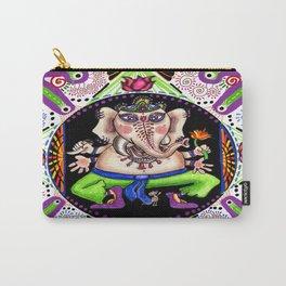 Ganesh Ganesha Mandala Carry-All Pouch