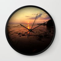 sublime Wall Clocks featuring Sublime by JMcCool
