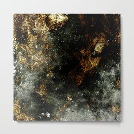 Abstract XXIII Metal Print