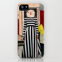 Il Primo appuntamento / The First date iPhone Case