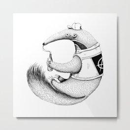ant-eater Metal Print