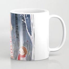 Boy meets Bear Coffee Mug