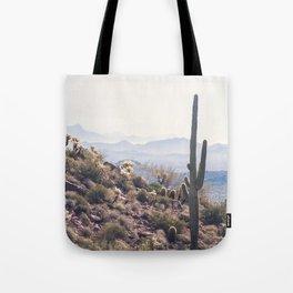 Superstition Wilderness of Arizona Tote Bag