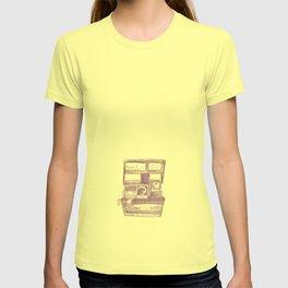 Camera Sketch 4 T-shirt