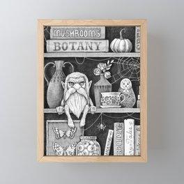 Domovoi Framed Mini Art Print