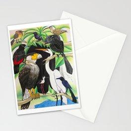 Los Pajaros Locales Stationery Cards
