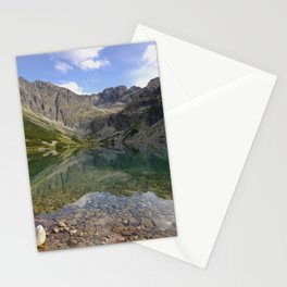 Nad stawem Stationery Cards