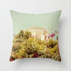 Bougainvillea #2 Throw Pillow