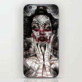 Black Siren iPhone Skin