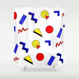 Emma Chamberlain Shower Curtain