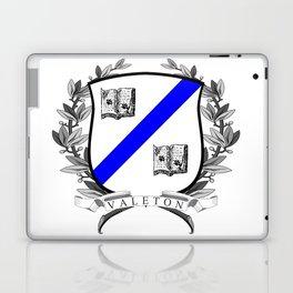 Valeton University Crest Laptop & iPad Skin