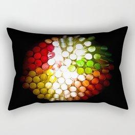 Honeycomb Illumination Rectangular Pillow