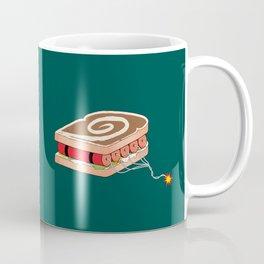 Dynamite Sandwich Coffee Mug