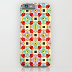 Embellecimiento Pattern iPhone 6s Slim Case