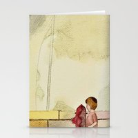 child Stationery Cards featuring Child by Dukewow Nukemwow