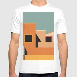 Summer Urban Landscape T-shirt