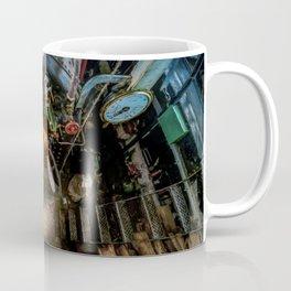 The Paddle Steamer Fireman Coffee Mug