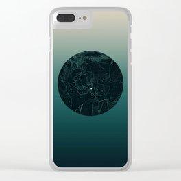 Stars Dust | Sehun Clear iPhone Case