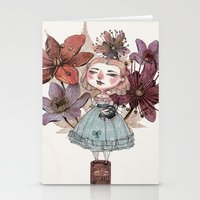 coffe Stationery Cards featuring Coffe time by flaviasorr